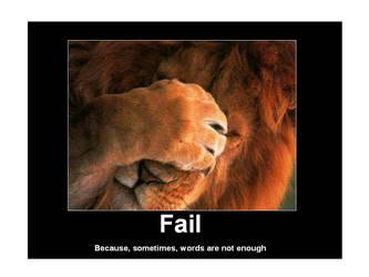 Fail by BenRG