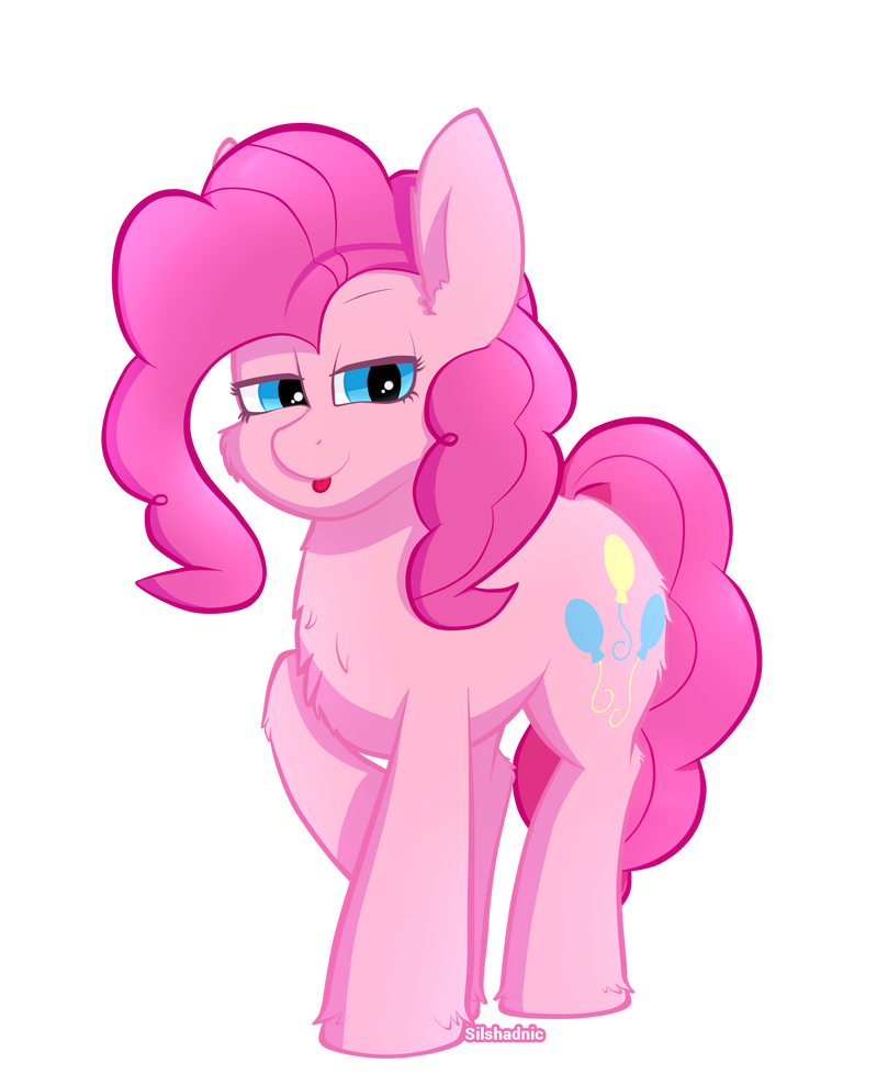 Pinkie Pie! by Silshadnic
