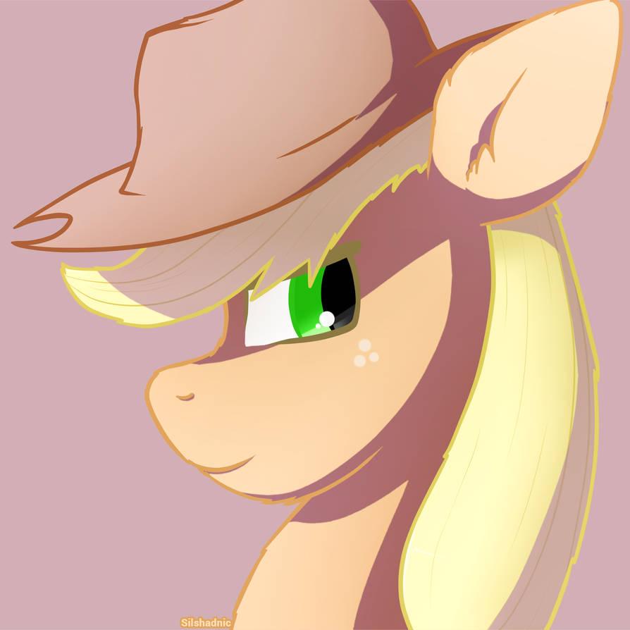 Applejack! by Silshadnic
