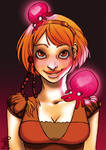 Valentine by Clem-Kle