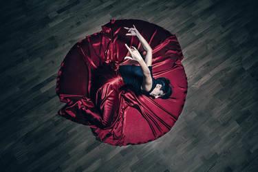ballerina II by Isahn