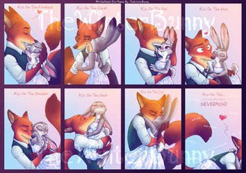 #WildeHopps Kiss Meme by ChickWithDreads