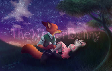 Stars And Paw Rubs - COMMISSION by ChickWithDreads
