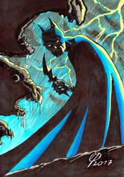 Bats by MouseCityKola