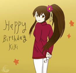 Happy Birthday Kiki! by AquaBoost