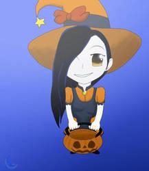 Halloween Fanart by AquaBoost