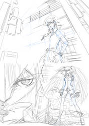 First 2009 WIP by ComiPa