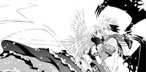 Angel X Demon by ComiPa