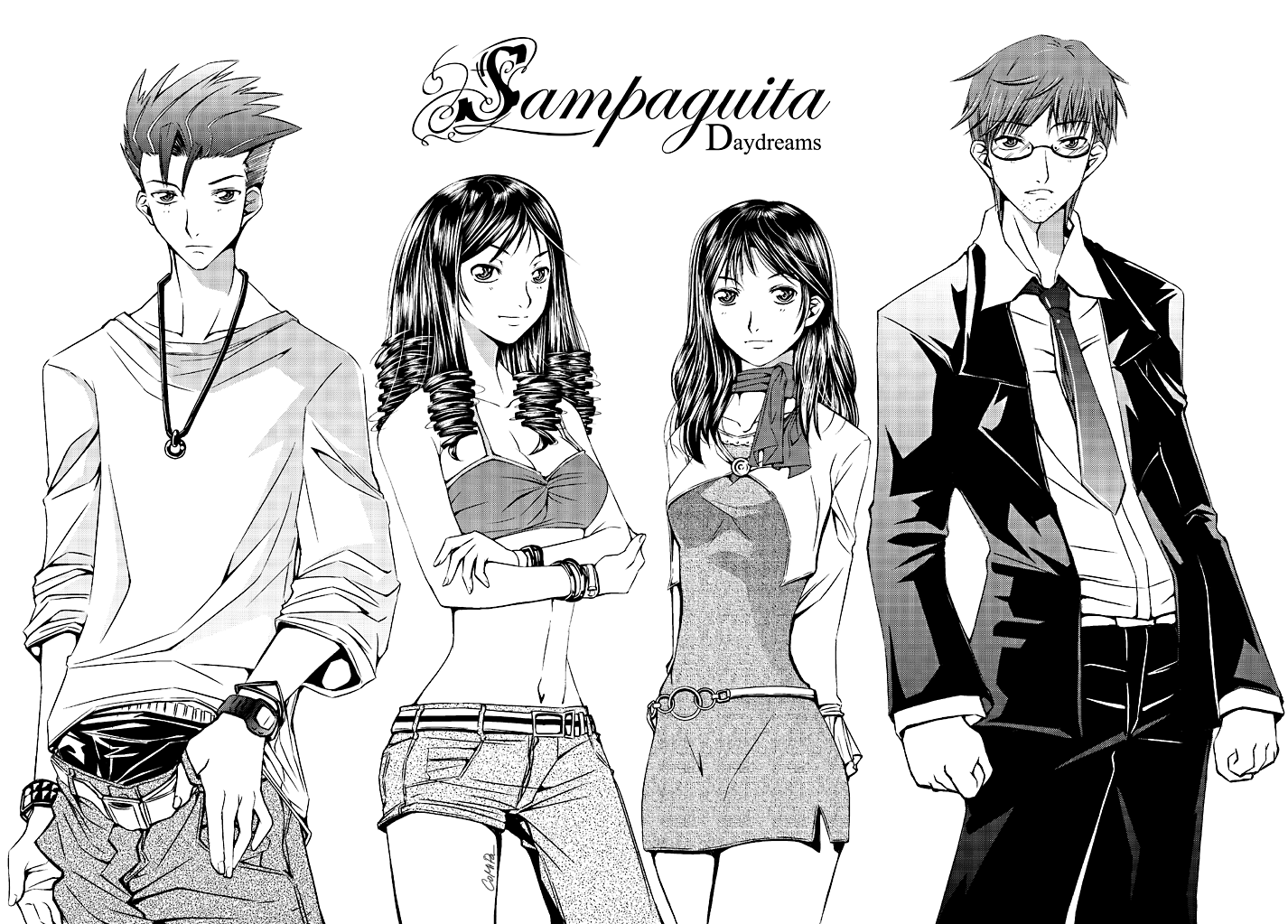 SD Cast -adult- by ComiPa