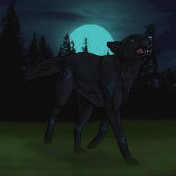 Onward through the Night by xNightxx