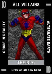 Villain Suit Card Sample by ZenithComics