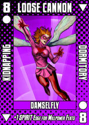 HEROIC RPG: Spirit Card by ZenithComics