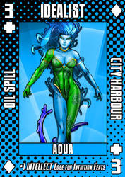 HEROIC RPG: Intellect Card by ZenithComics