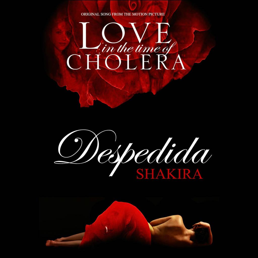 Shakira - Despedida by antoniomr