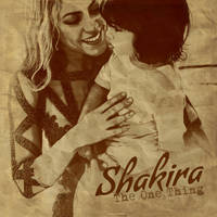 Shakira - The One Thing by antoniomr