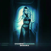 Shakira - Chasing Shadows by antoniomr