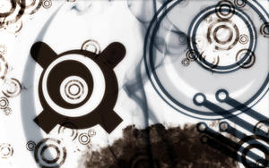 Some Grunge and Circles by AV571N