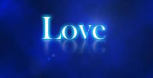 Blue Love by AV571N
