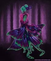 Death Prophet by Artist-LaiNa