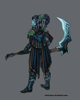 Phantom Assassin by Artist-LaiNa