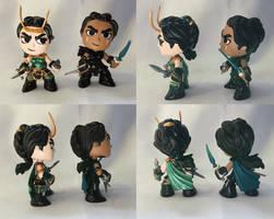 Lady Loki mystery mini by Evilunicorn97