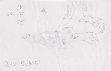 Ruun-Sabyol by MikeyAnthroVulupin