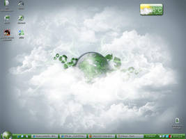 My current Desktop by by-nafm