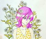 Rukia by ramatto