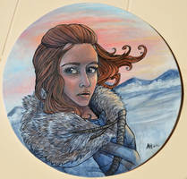 Ygritte Game of Thrones by Mimizuku