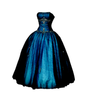 Cinderella Gown by TheLongestGoodbye