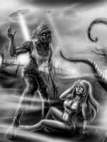 Zombie by MirrorwoodComics