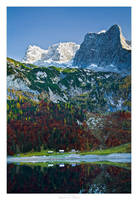 Hinterer Gosausee - 02 by AndreasResch