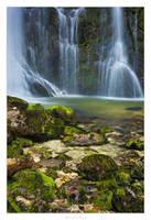 Waterhole Gorge by AndreasResch