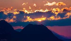 Night in the Mountains by AndreasResch