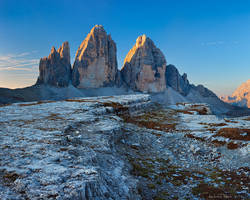 Tre Cime - Wide by AndreasResch