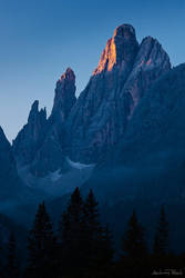 Val Fiscalina Morning by AndreasResch