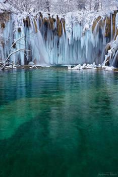 Plitvice - Upper Falls by AndreasResch