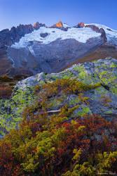 Glaciers by AndreasResch
