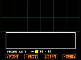 Undertale Fight Base v1 by Falcosartcorner