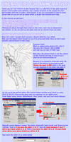 Lineart tips for anime artists by getty