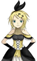 Rin (Daughter of Evil) Sprite Plan by miririri
