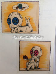The VOODIES family  by ALICEpasotti