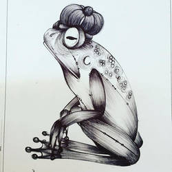 frog prince by ALICEpasotti