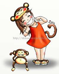Be happy by Tikkaaa