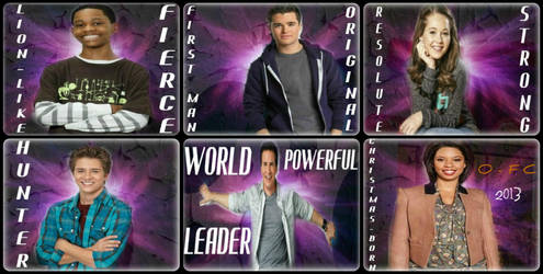 Lab Rats Characters' Name Meanings by Orange-FeatherCanary