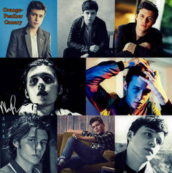 Nick Robinson Collage by Orange-FeatherCanary