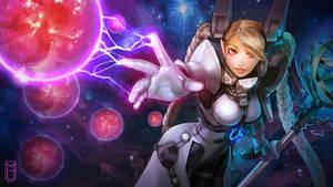 Star Queen Celeste- Vainglory by Noxiihunter