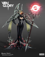 Celeste Tier 3 concept ~Vainglory by Noxiihunter