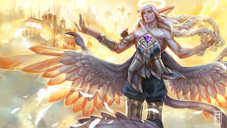 Seraphim Adagio~ Vainglory by Noxiihunter