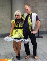 Lady Gaga Costume Design 2 by Carliihde